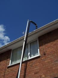 High Access Gutter Cleaning Services Leeds
