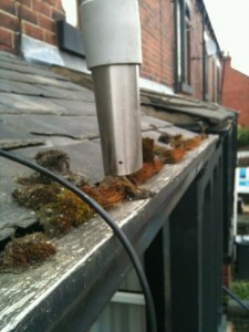 Gutter Cleaners & Gutter Clearance Services Leeds