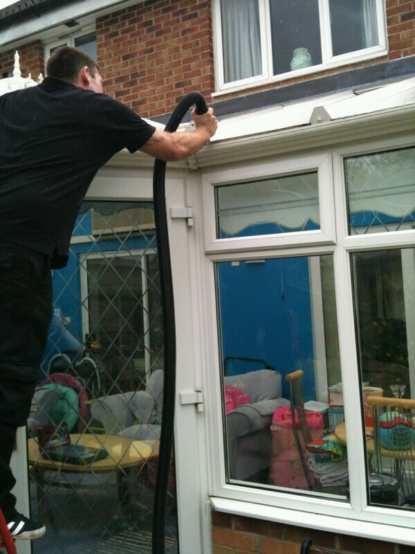Conservatory Cleaning Services Alwoodley